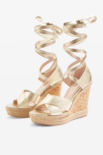 Topshop Classic Wedges