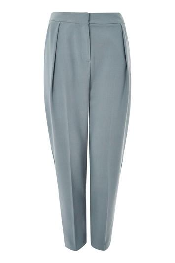 Topshop Cropped Peg Trousers