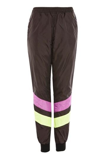 Topshop 80's Shell Joggers