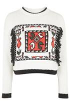 Topshop Magic Carpet Jumper By Topshop Archive