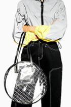 Topshop Round Tote Bag