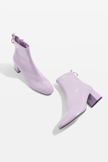 Topshop Blossom Ankle Boots
