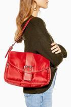 Topshop Nicky Nylon Shoulder Bag