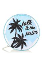 Topshop *palm Cross Body Bag By Skinnydip