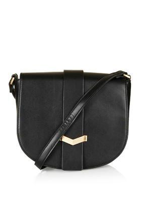 Topshop Large Saddle Bag