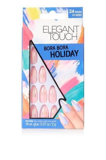 Topshop Holographic False Nails By Elegant Touch