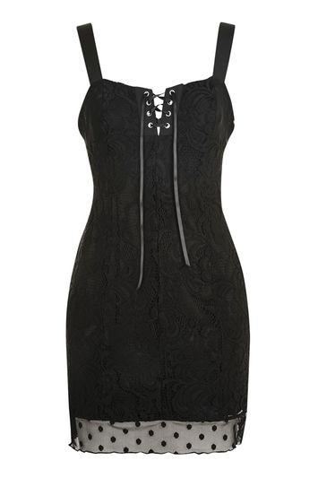 Topshop Lace Eyelet Dress By Topshop Finds