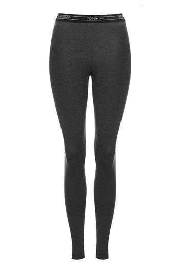 Topshop Tall Topshop Elastic Leggings