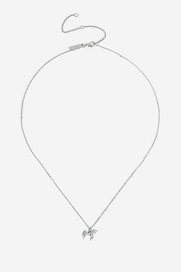 Topshop *unicorn Ditsy Necklace
