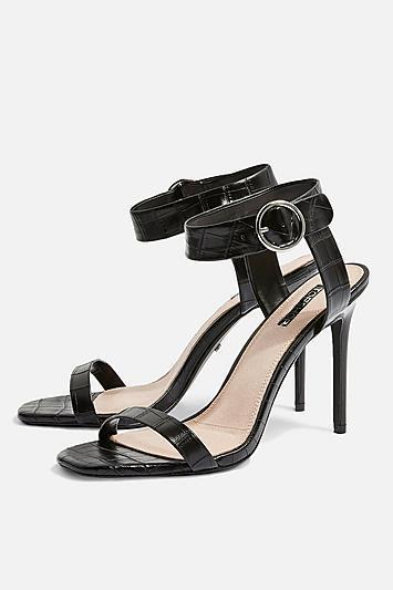 Topshop Ria Two Part Sandals
