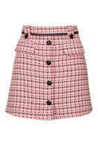Topshop Button Front Pelmet Skirt