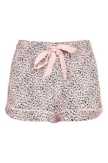 Topshop Mona Pyjama Shorts