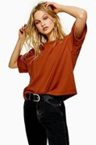 Topshop Tall Boxy Fit T-shirt