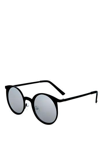 Topshop Miami Metal Frame Sunglasses