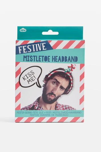Topshop Mistletoe Headband