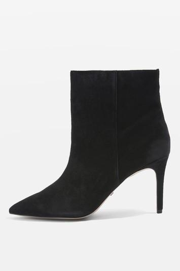 Topshop Holiday Ankle Boots