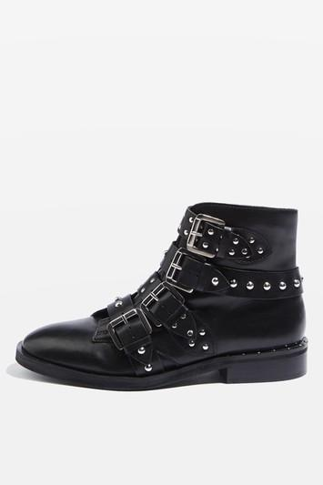 Topshop Amelia Studded Boots