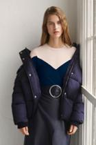 Topshop The Puffball Puffer Jacket By Boutique