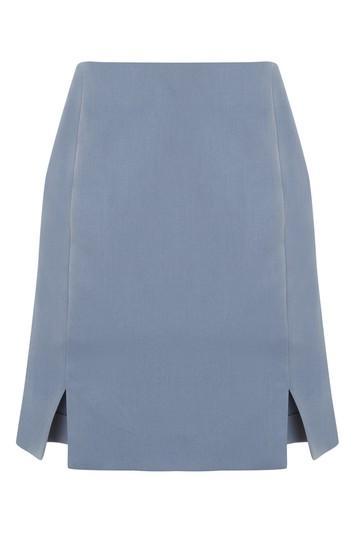 Topshop Tailored Skirt