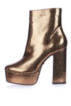 Topshop Hot-stuff Platform Boots