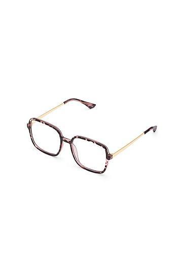 Quay Sunglasses *light Lens '9 To 5' Frames By Quay Australia