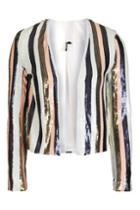 Topshop Premium Sequin Jacket