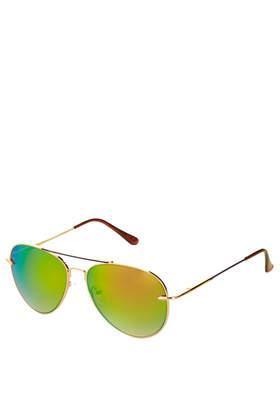 Topshop Ally Aviator Sunglasses