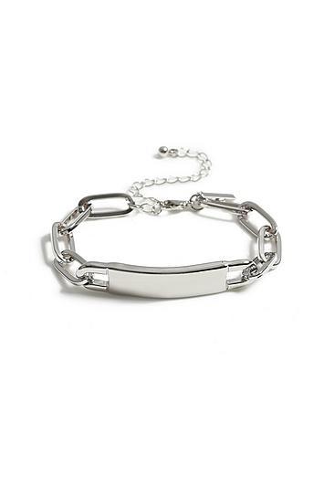 Topshop *bar Link Bracelet
