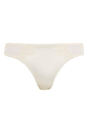 Topshop *mini Knickers By Topshop Bride