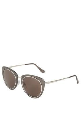 Topshop Lucinda Round Sunglasses
