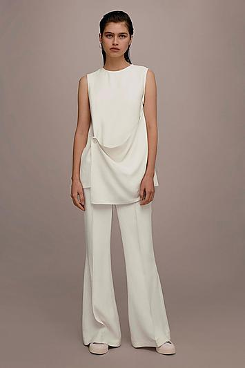 Topshop *flare Trousers By Boutique