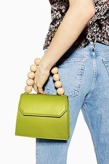 Topshop Miesha Ball Handle Grab Bag