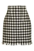 Topshop *latimore Mini Skirt By Unique