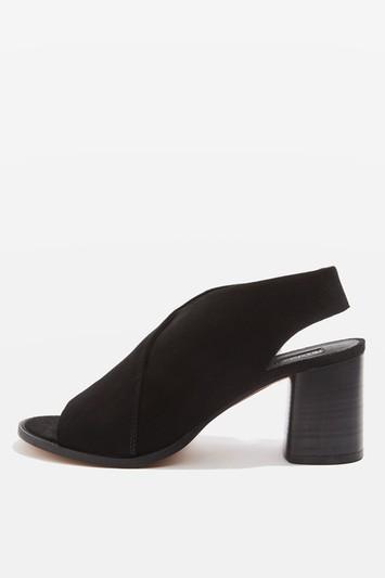 Topshop Noa Suede Sandals
