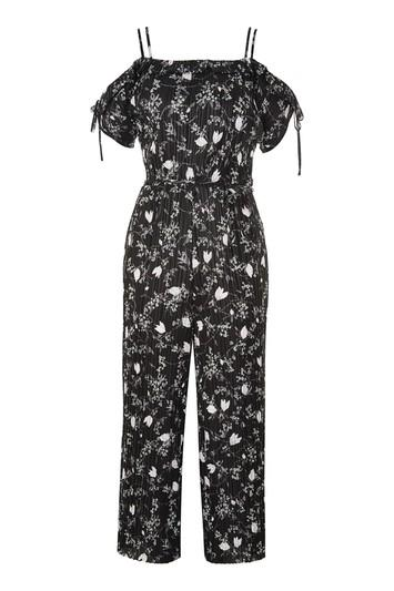 Topshop Oriental Blossom Jumpsuit