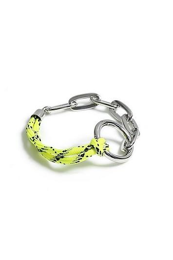Topshop *rope And Chain Wristwear