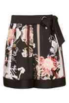 Topshop Tokyo Floral Shorts