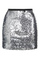 Topshop Dazzling Sequin Mini Skirt