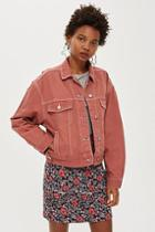 Topshop Boxy Denim Jacket