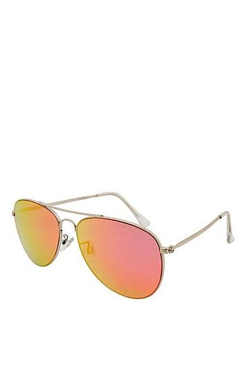 Topshop Ally Revo Sunglasses