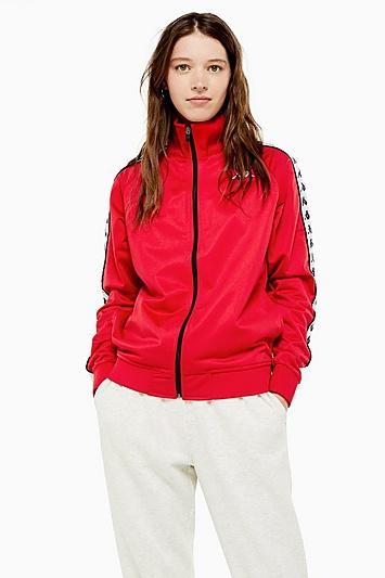 Tape Track Top By Kappa