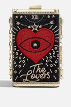 Topshop *the Lovers Cross Body Bag By Skinnydip