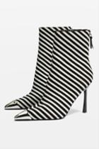 Topshop Hypnotise Ankle Boots