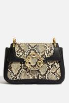 Skinny Dip *lexi Snake Cross Body Bag By Skinnydip