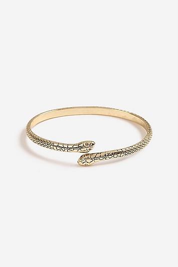 Topshop *snake Design Cuff