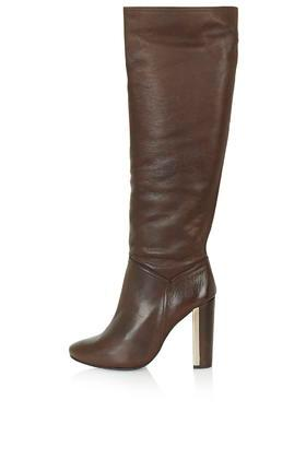 Topshop Beacon High Leg Boots