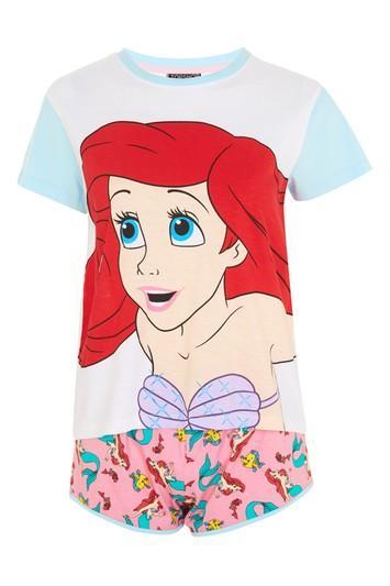 Topshop Mermaid Hair Pyjama Set