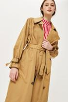 Topshop Batwing Trench Coat