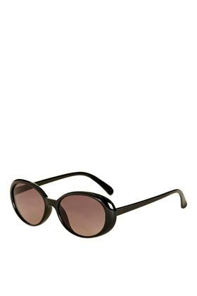 Topshop Ashley Oval Sunglasses