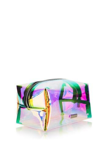 Topshop *dazzle Make Up Bag By Skinnydip